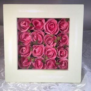 Rose Wall / Shelf Decor